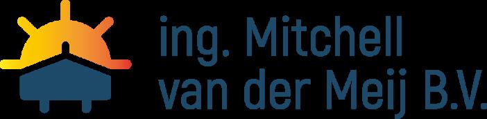 Logo Mitchell van der Meij