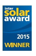 Award Logo 2, uw zonnepanelen Specialist