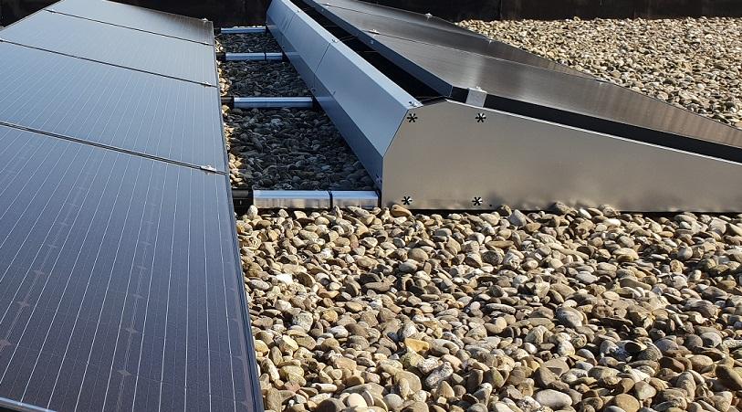 Zonnepaneel Montage Op Plat Dak, uw zonnepanelen Specialist