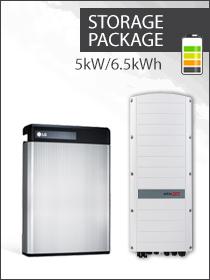 5KW En 65 KWh, uw zonnepanelen Specialist